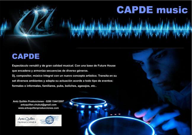 Carpeta CAPDE